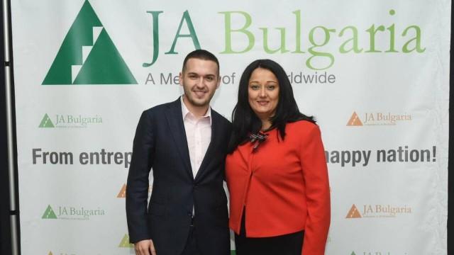 Студент от ВУЗФ стана Министър за българското европредседателство за един ден