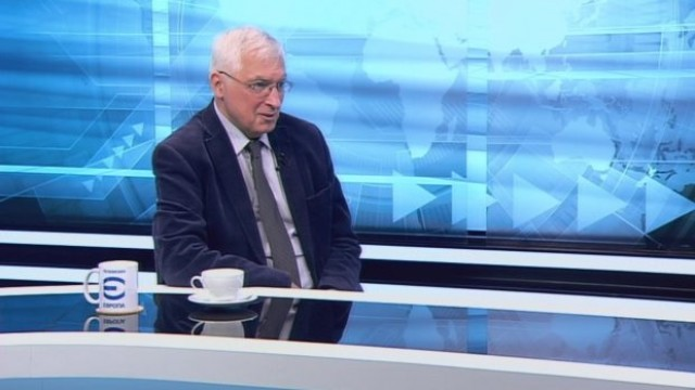 Ляв ли е проектобюджетът за догодина? - проф. д-р Боян Дуранкев, ВУЗФ, пред ТВ Европа