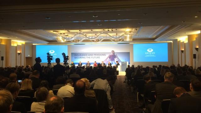 ВУЗФ участва на годишната среща на EIOPA