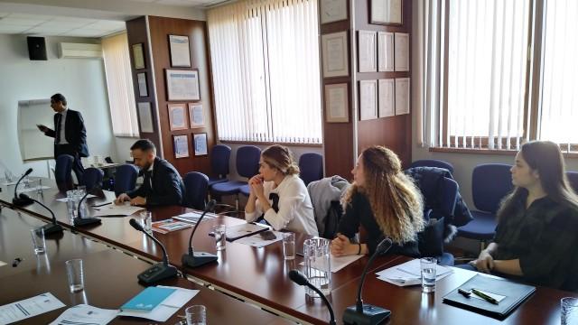 Проведе се годишната научна конференция на ВУЗФ - 13.12.2018 г.