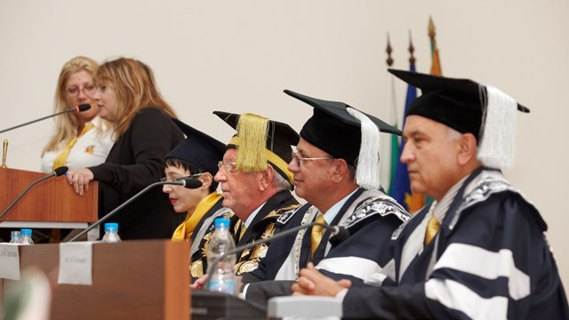 Откриване 2010/2011, бакалавър, магистър