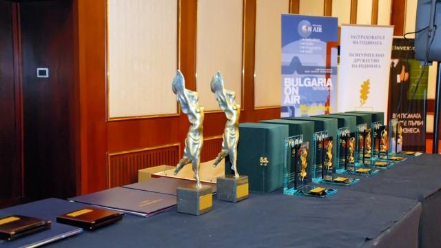 """Церемония по връчване на наградите """"Застраховател на годината"""""""