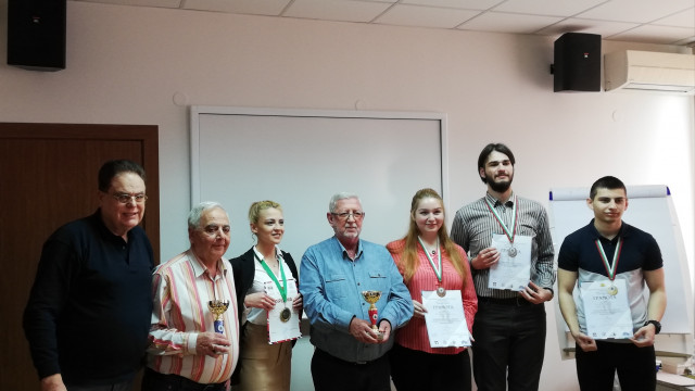 Забележителен успех на ВУЗФ на Националната Студентска Олимпиада по Математика 2019