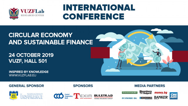 VUZF Lab organizes International Conference on Circular Economy and Sustainable Finance