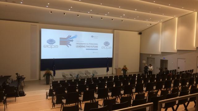ВУЗФ взе участие на годишната среща на EIOPA 2