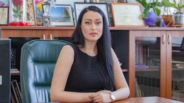 Теодора Лазарова: Дистанционното обучение може да бъде ефективно, във ВУЗФ го доказахме