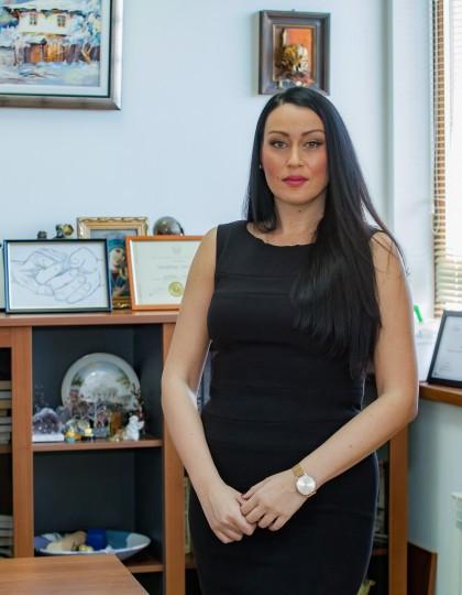 Assoc. Prof. Teodora Lazarova