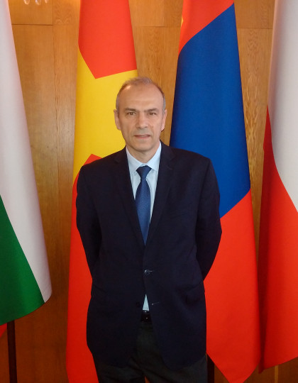 д-р Иван Кирилов Христов