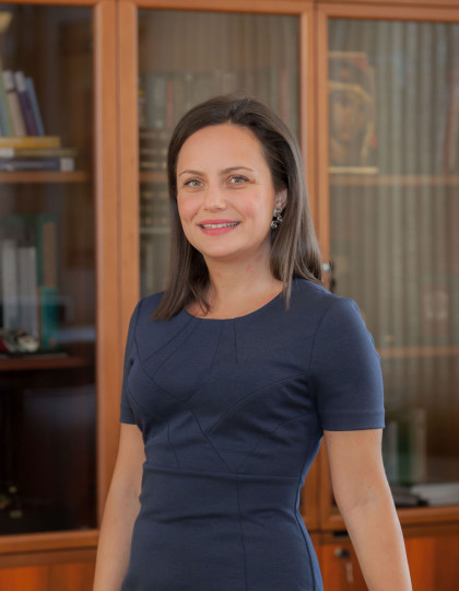 Prof. Virginia Zhelyazkova