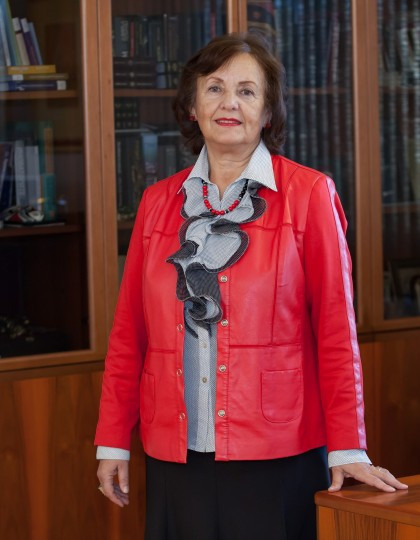 Prof. Ognyana Stoichkova