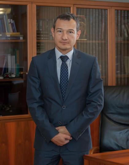 Assoc. Prof. Dr. Stanislav Dimitrov