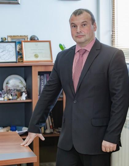 Assoc. Prof. Dr. Krassimir Todorov